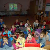 Mikulášská návštěva u dětí v MŠ Bařiny