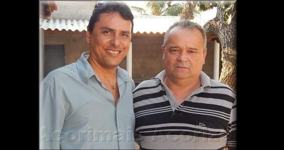 """Vice-prefeito de Acorizal, """"Dito Pinga"""" morre de covid-19"""