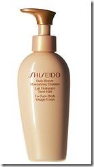 Shiseido Daily Bronze Gradual Tan Moisturiser