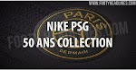 "Bocoran Jersey PSG 50th Anniversary ""PSG 50 Ans Capsule"""