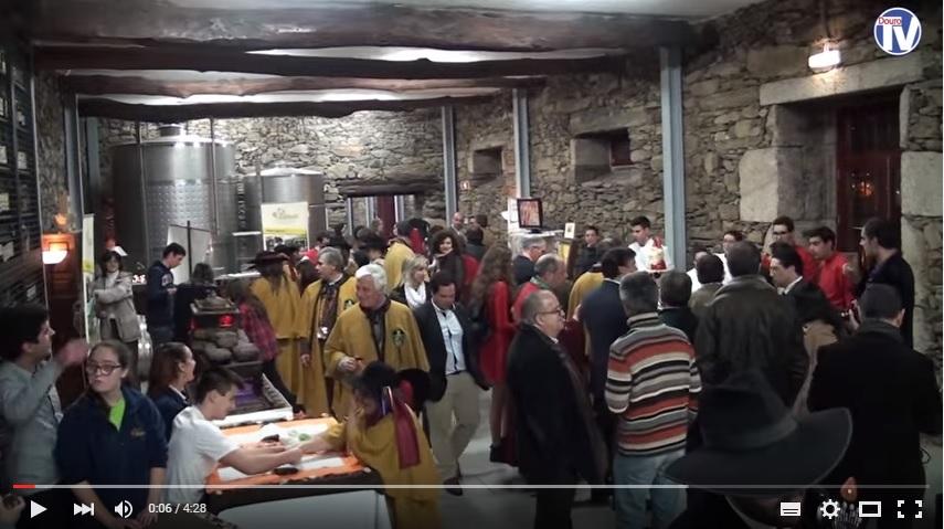 Vídeo - Festival de Chocolate e Vinho do Porto foi um sucesso