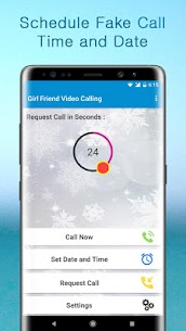 GirlFriend Video Calling – Fake Caller ID App Download For Android 5