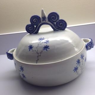 Porcelain Casserole