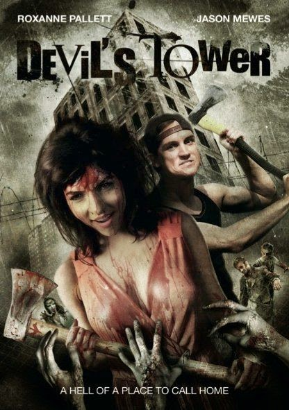 Poster Of English Movie Devil's Tower (2014) Free Download Full New Hollywood Movie Watch Online At Alldownloads4u.Com