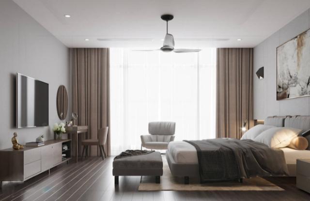 Xu hướng thiết kế phòng ngủ không thể bỏ qua trong năm 2021