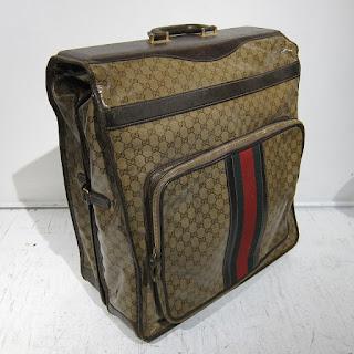 Gucci Vintage Garment Bag
