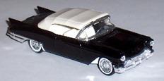 4501 Cadillac eldorado Biarritz fermé 1957