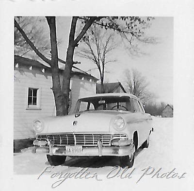 1955 or 56 Ford Pequot Lakes ant