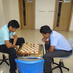 INTERHOUSE CARROM & CHESS SELECTION OF IGCSE I (SECONDARY SECTION)