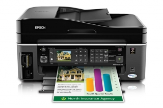 download Epson WorkForce 615 printer driver