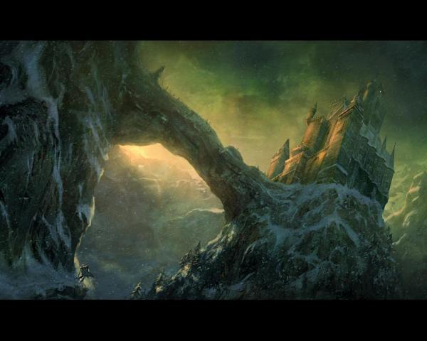 Fantasy Of Abandoned Lands, Fantasy Scenes 3