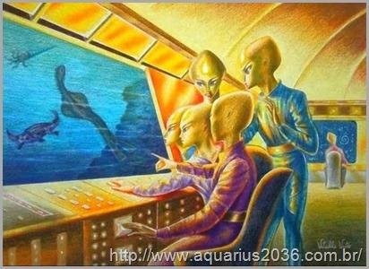 Espiritos criadores mundos