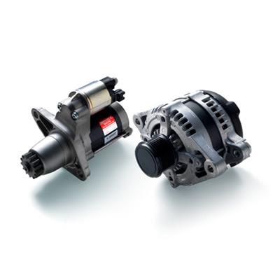 Εξαρτήματα Κινητήρα (Μίζες, Δυναμό, Air Condition κλπ.)