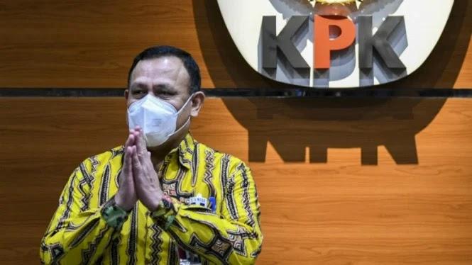 KPK Di-lockdown, Sidang Etik Firli Bahuri Digelar Lagi 4 September