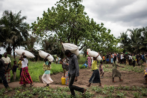 Grand Kasaï : des millions des personnes menacées par la faim (PAM)