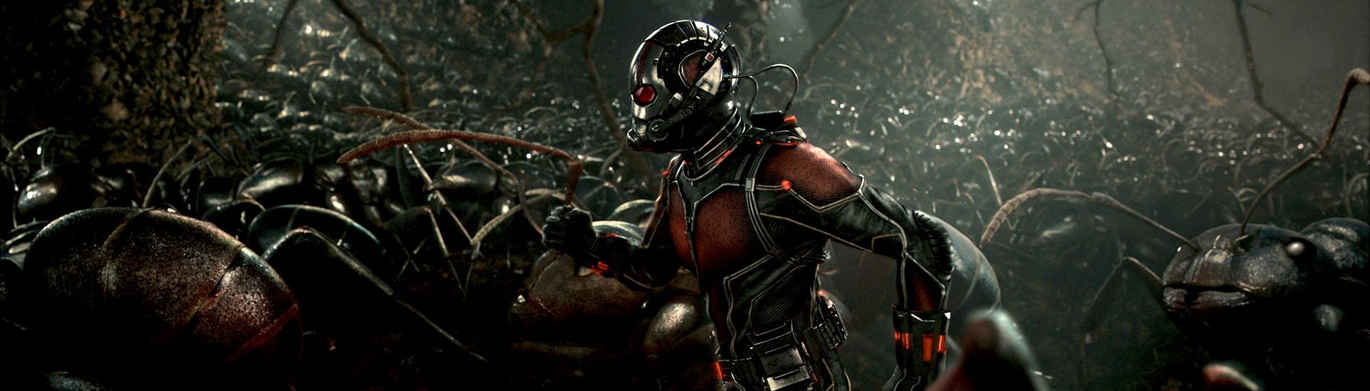 Baner filmu 'Ant-Man'