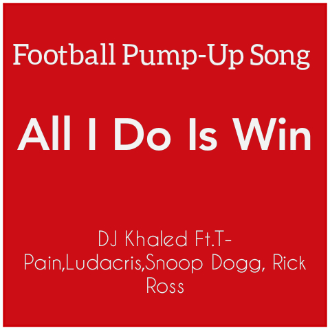DJ Khaled,t pain,ludacris,snoopdogg all i do is win