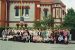 2001. június 18. - ceglédi testvéreink látogatása a mi gyülekezetünkben