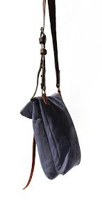 handmade leather bag № 159 Brum
