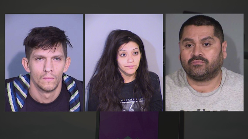 Desert Diamond Casino security aid police in arrest of robbery suspects