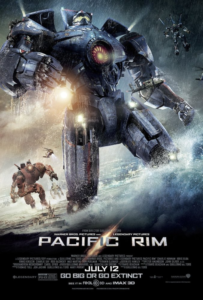 Download Pacific Rim 2013