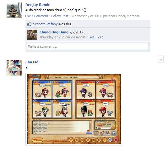Game thủ Việt vẫn còn vấn vương Taan Online 4