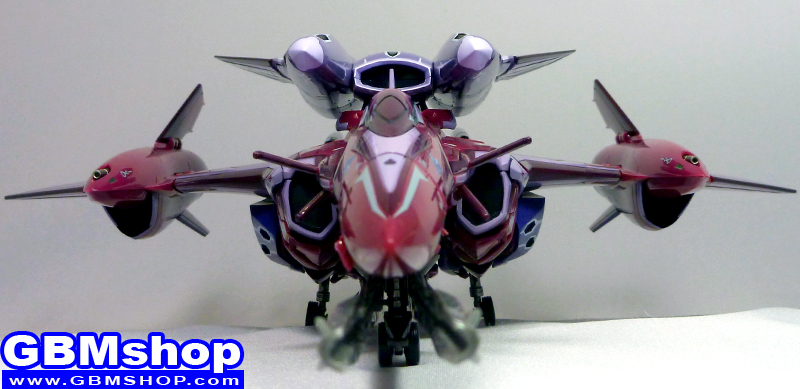 Macross Frontier VF 27 Super Lucifer Renewal Version Fighter Mode