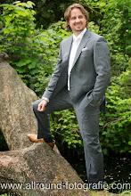 Bruidsreportage (Trouwfotograaf) - Foto van bruidegom - 017