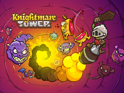Knightmare Tower  (Unlimited Gold) 7