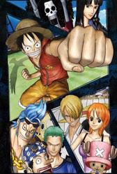 One Piece Pelicula 11: 3D Mugiwara Chase