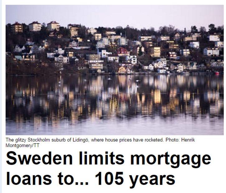 105 yr mortgage