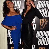 OIC - ENTSIMAGES.COM - Lizzie Cundy and Rachel Christie  at the  Going for Gold magazine launch party in London 19th January 2015 Photo Mobis Photos/OIC 0203 174 1069