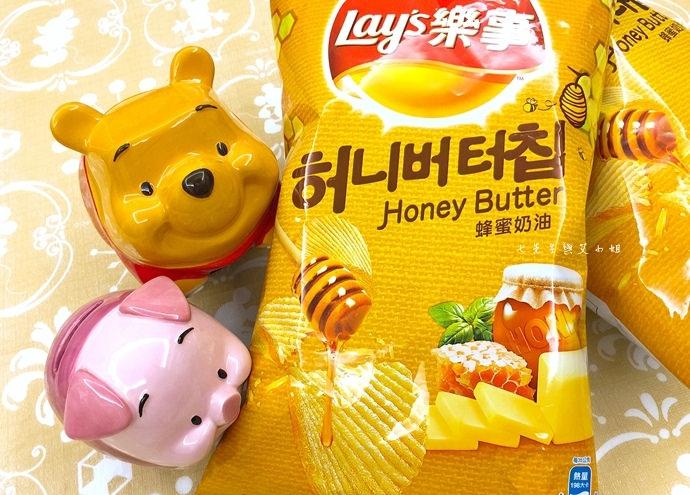 5 樂事 Lay's 蜂蜜奶油洋芋片