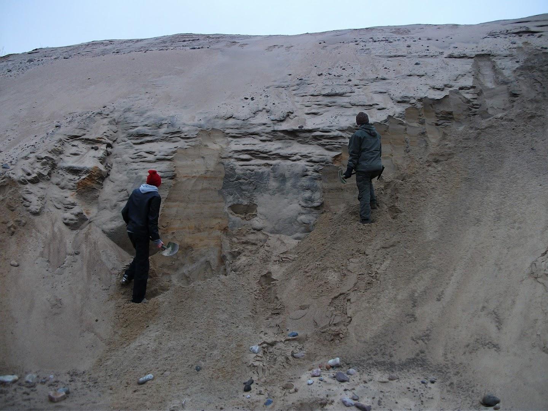 Sedimenttirakenteet - kenttäpäivä - DSCF5108.JPG