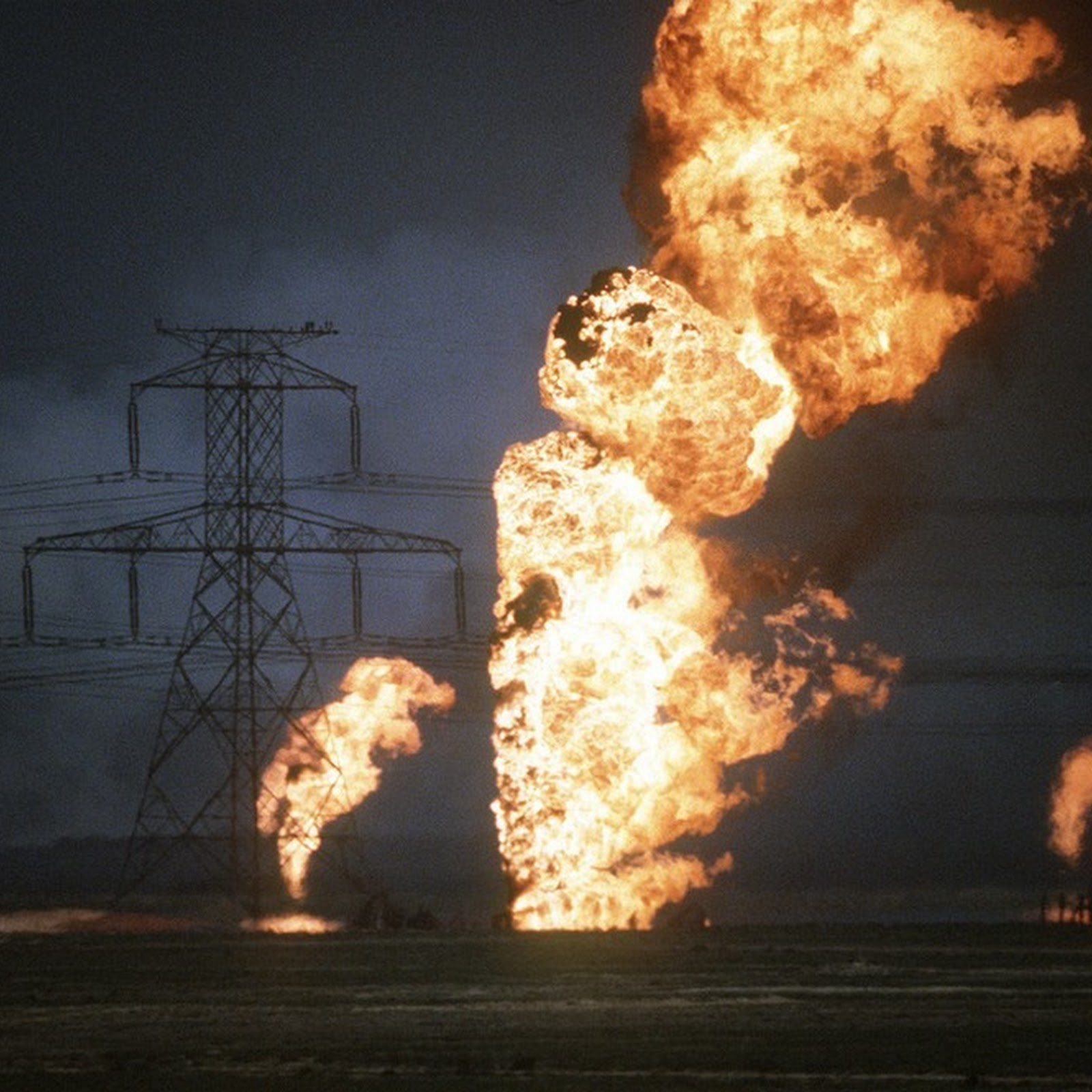 How The Soviets Put Out Oil Well Fires by Using Nuclear Bombs