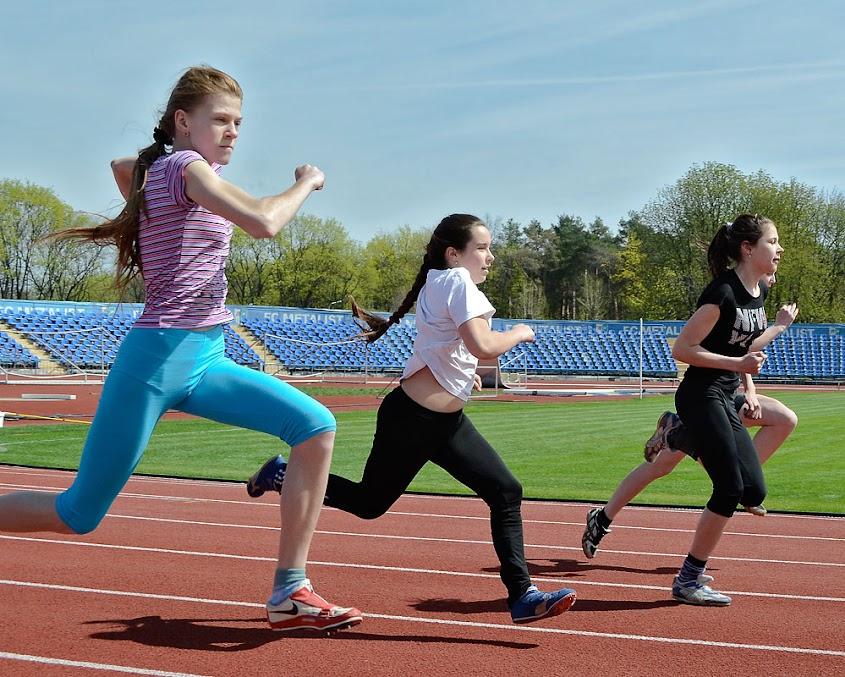 фотографии Надежды Слобожанщины по легкой атлетике
