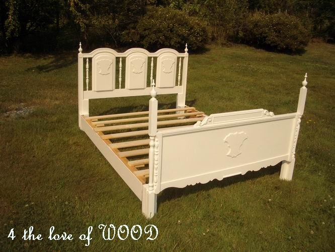 4 the love of wood: GOOD NIGHT - revamped beds in review