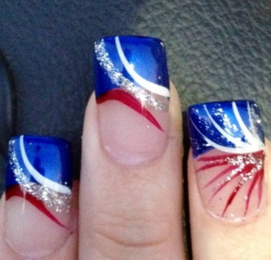 Latest ideas of memorial day nail designs 2016 fashionte ceremoniousness men and women who died while confined in the us abounding americans bless with memorial day with visiting cemeteries or memorials prinsesfo Choice Image