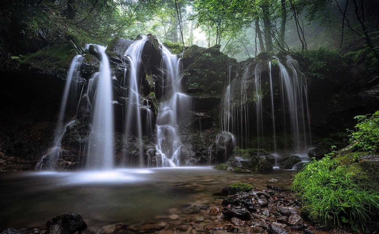 Air Terjun yang ada di Cianjur