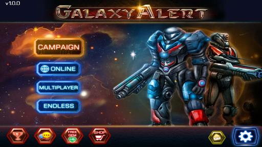 Galaxy Alert - GToken