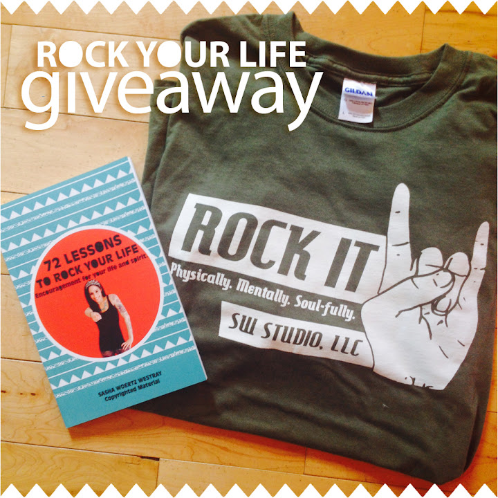 Rock Your Life Giveaway