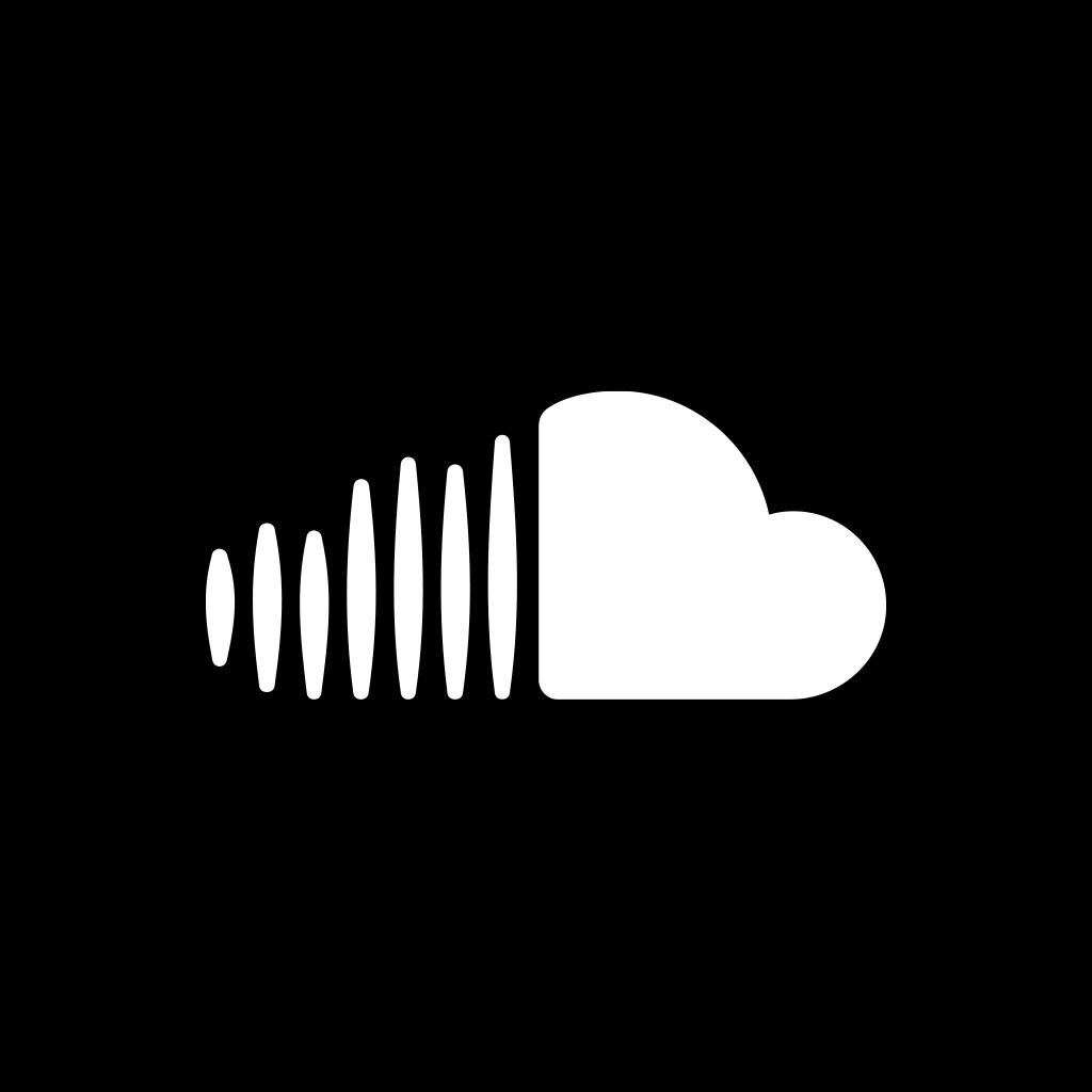 SoundCloud logo with link to WUVI SoundCloud profile