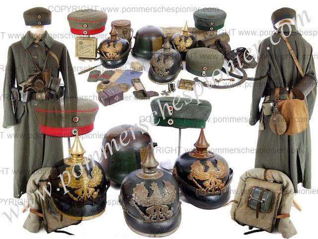 WW1 German Militaria Collection