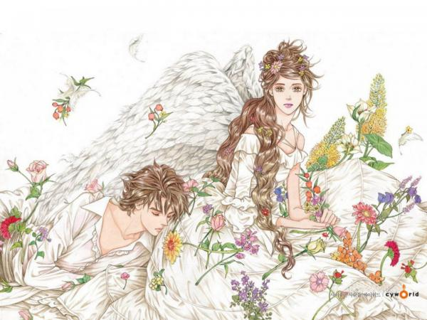 On The Field Of Angels, Angels 3