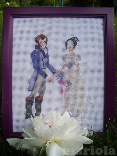 Mr.  Mrs. Darcy