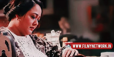 Aparajita Adhya lost her father-in-law.