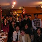 2007年 忘年会