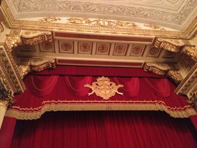 Giselle questo pomeriggio alla Scala