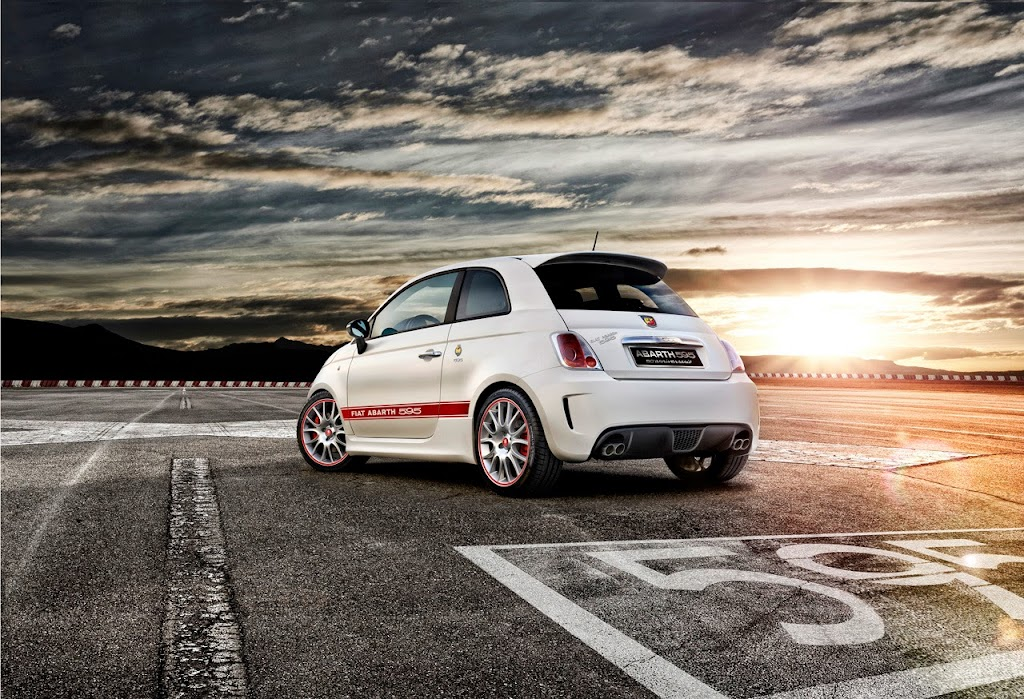 Fiat Abarth 595 50th Anniversary Edition 2
