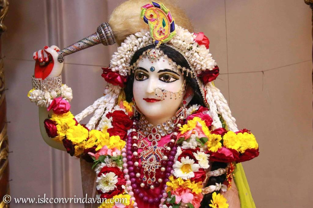 ISKCON Vrindavan Sringar Deity Darshan 26 Feb 2016 (19)